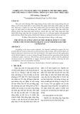 NGHIÊN CỨU ỨNG DỤNG HIỆU ỨNG SEEBECK THU HỒI NHIỆT KHÓI THẢI TRÊN ĐỘNG CƠ ĐỐT TRONG THÔNG QUA MÁY PHÁT NHIỆT ĐIỆN