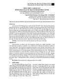 Tổng hợp và khảo sát tính chất của các hạt NaNo ZnS pha tạp Mn