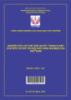 NGHIÊN CỨU CƠ CHẾ GIẢI QUYẾT TRANH CHẤP CỦA WTO VÀ RÚT RA BÀI HỌC KINH NGHIỆM CHO VIỆT NAM