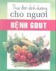 Ebook Thực đơn dinh dưỡng cho người bệnh Gout