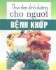 Ebook Thực đơn dinh dưỡng cho người bệnh khớp