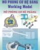 Ebook Mô phỏng các hệ bằng Working Model mô phỏng cơ hệ phẳng