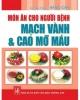 Ebook Món ăn cho người bệnh mạch vành và cao mỡ máu