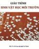 Vi sinh vật học môi trường - PGS. TS. Ngô Tự Thành