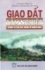 Ebook Kinh tế hộ gia đình ở miền núi: Giao đất lâm nghiệp - TS. Vũ Văn Mễ