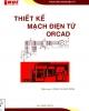 Giáo trình Thiết kế mạch điện tử OrCAD - Đặng Quang Minh