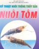 Ebook Kỹ thuật nuôi trồng thủy sản: Nuôi tôm - NXB Đà Nẵng