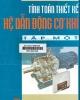 Ebook Tính toán thiết kế hệ thống dẫn động cơ khí (Tập 1) - Trịnh Chất, Lê Văn Uyển