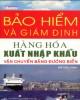 Ebook Bảo hiểm và giám định hàng hoá xuất nhập khẩu vận chuyển bằng đường biển: Phần 1 - Đỗ Hữu Vinh
