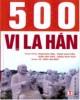 Ebook 500 vị La Hán: Phần 1 - NXB Hà Nội