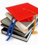 Hướng dẫn cách viết báo cáo khoa học kết quả  nghiên cứu của đề tài khoa học công nghệ cấp cơ sở của sinh viên
