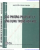 Ebook Các phương pháp Vật lý ứng dụng trong Hóa học: Phần 2