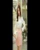 Video Dạy cách cắt chân váy đầm xòe
