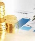 Bài giảng Phân tích báo cáo tài chính - Nguyễn Hồng Thắng