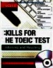 Ebook Skills for the TOEIC test listening and reading