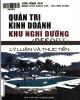 Ebook Quản trị kinh doanh khu nghỉ dưỡng (Resort) - Lý luận và thực tiễn: Phần 1 - Sơn Hồng Đức