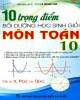 Ebook 10 trọng điểm bồi dưỡng học sinh giỏi môn Toán 10: Phần 1