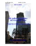 Hệ thống tài khoản kế toán Việt Nam - Nguyễn Mạnh Hùng