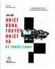 Ebook Bài tập Nhiệt động truyền nhiệt và kỹ thuật lạnh (in lần 3): Phần 2 - Bùi Hải, Trần Thế Sơn