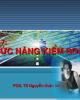 Bài giảng Quản trị học: Chương 7 - PGS.TS. Nguyễn Xuân Minh