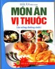 Ebook Món ăn vị thuốc (Ăn uống dưỡng sinh): Phần 2