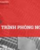 Bài giảng Kỹ thuật lập trình: Bài 8 - ThS. Trịnh Thành Trung