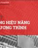 Bài giảng Kỹ thuật lập trình: Bài 7 - ThS. Trịnh Thành Trung