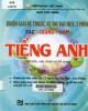 Ebook Luyện giải đề trước kỳ thi Đại học 3 miền Bắc - Trung - Nam Tiếng Anh (tái bản có sửa chữa bổ sung): Phần 1