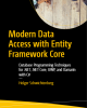 Ebook Modern data access with entity framework core