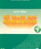 Giáo trình Kế hoạch hóa phát triển kinh tế - xã hội - ĐH Kinh tế Quốc dân