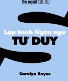 Ebook Lập trình ngôn ngữ tư duy