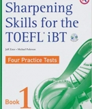 Ebook Sharpening skills for TOEFL IBT 4 Practice tests