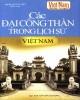 Ebook Các đại công thần trong lịch sử Việt Nam: Phần 1