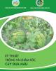 Ebook Kỹ thuật trồng và chăm sóc cây dưa hấu