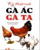 Ebook Kỹ thuật nuôi gà ác gà ta: Phần 2