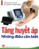 Ebook Tăng huyết áp - Những điều cần biết: Phần 1