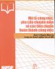 Ebook Mô tả công việc, yêu cầu chuyên môn và các tiêu chuẩn hoàn thành công việc - NXB Trẻ