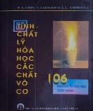 Ebook Tính chất lý hóa học các chất vô cơ: Phần 1