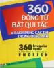 Ebook 360 động từ bất qui tắc và 12 thì cơ bản trong tiếng Anh: Phần 1