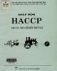 Ebook Nhập môn HACCP cho các nhà chế biến thủy sản
