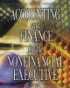 Ebook Accounting and finance for the nonfinancial executive: Part 1