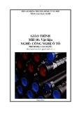 Giáo trình MH 10: Vật liệu - Nghề: Công nghệ ô tô