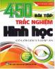 Ebook 450 bài tập trắc nghiệm hình học: Phần 1