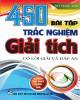 Ebook 450 bài tập trắc nghiệm giải tích: Phần 2