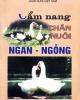 Ebook Cẩm nang chăn nuôi ngan - ngỗng - NXB Nông nghiệp
