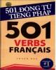 Ebook 501 động từ tiếng Pháp: Phần 1