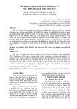 PHÁT HIỆN TRẠNG THÁI BẤT THƯỜNG CỦA MÁY BIẾN ÁP TRẠM 110KV HÒN ĐẤT