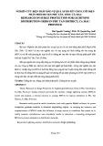 NGHIÊN CỨU BIỆN PHÁP BẢO VỆ QUÁ ÁP DO SÉT CHO LƯỚI ĐIỆN PHÂN PHỐI HUYỆN PHÚ TÂN, TỈNH  CÀ MAU
