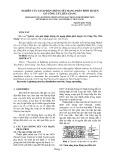 NGHIÊN CỨU GIẢI PHÁP CHỐNG SÉT MẠNG PHÂN PHỐI HUYỆN GÒ CÔNG TÂY,TIỀN GIANG