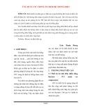 ỨNG DỤNG VSC TRONG ỔN ĐỊNH HỆ THỐNG ĐIỆN